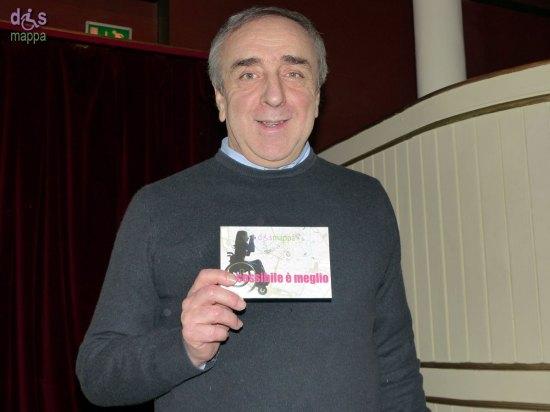 Silvio Orlando per Accessibile è meglio - dismappa Verona
