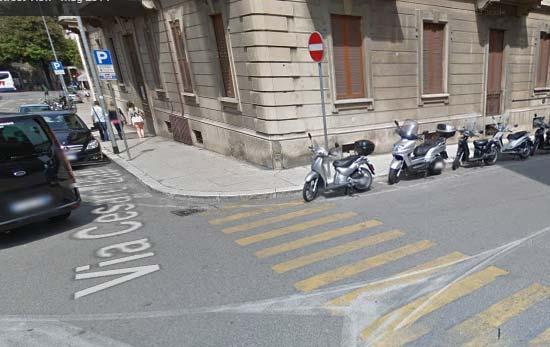 INPS-Verona-marciapiede-barriera-architettonica-disabili