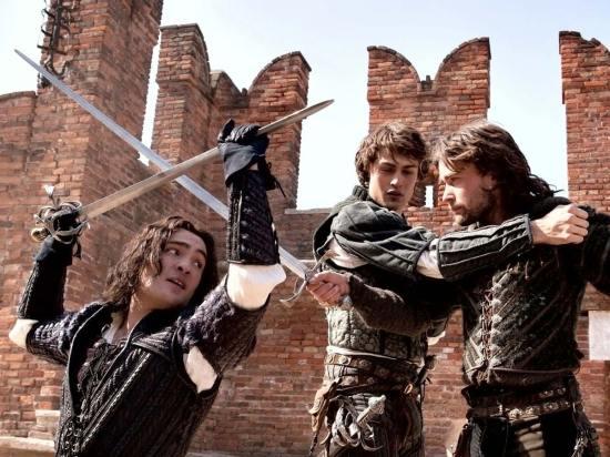 Tebaldo Mercuzio Romeo Juliet Verona Carlei