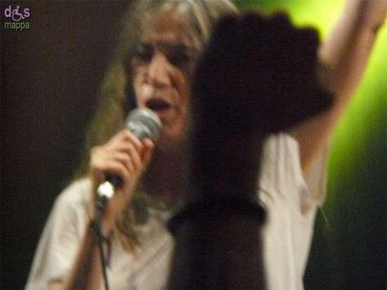 20070707 Patti Smith live Villafranca Verona 07