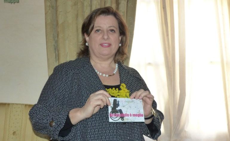 20150303 Antonia Pavesi dismappa Verona