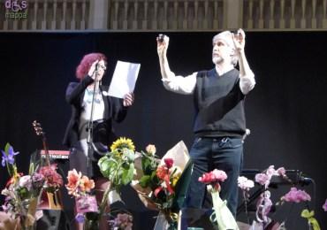 Storia d'amore per Nicoletta e Luca di Marco Campedelli su base musicale di Cristina Ribul Moro che interpreta Vísur Vatnsenda-Rósu
