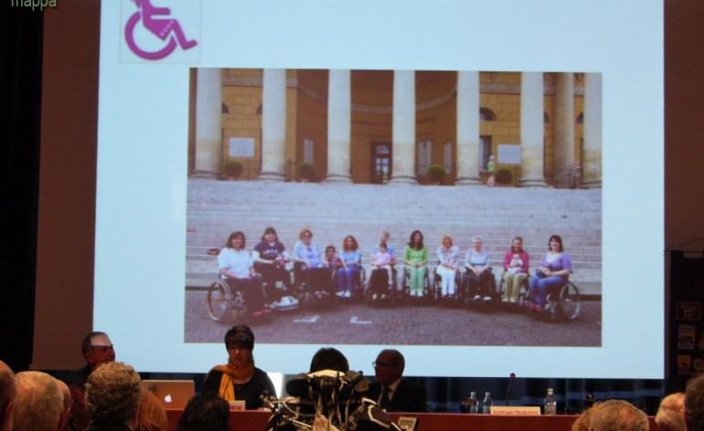 Sabato 18 aprile 2015, ore 10 Sala Convegni Palazzo della Gran Guardia di VeronaConvegno organizzato da GALM Onlus (Gruppo animazione lesionati midollari) La lesione al midollo spinale tra riabilitazione e ricerca