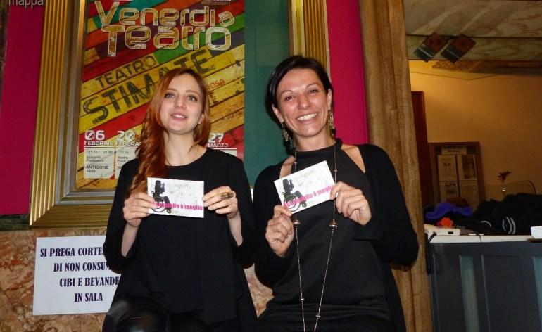 20150320 Chiara Mascalzoni Barbara Baldo dismappa Verona
