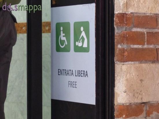 Bagni gratis e segnaletica chiara | disMappa per Verona accessibile