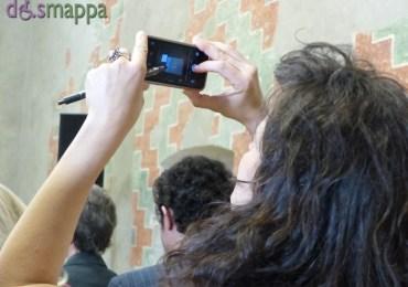 Foto alla presentazione della mostra di Dario Fo su Maria Callas - AMO Verona - dismappa