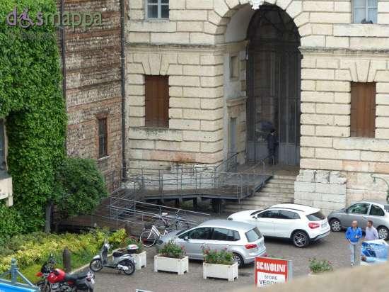 20150522 Palazzo della Gran Guardia rampa disabili Verona dismappa 79