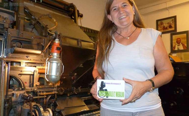 20150629 Rossana Museo Conte Verona Accessibile meglio dismappa
