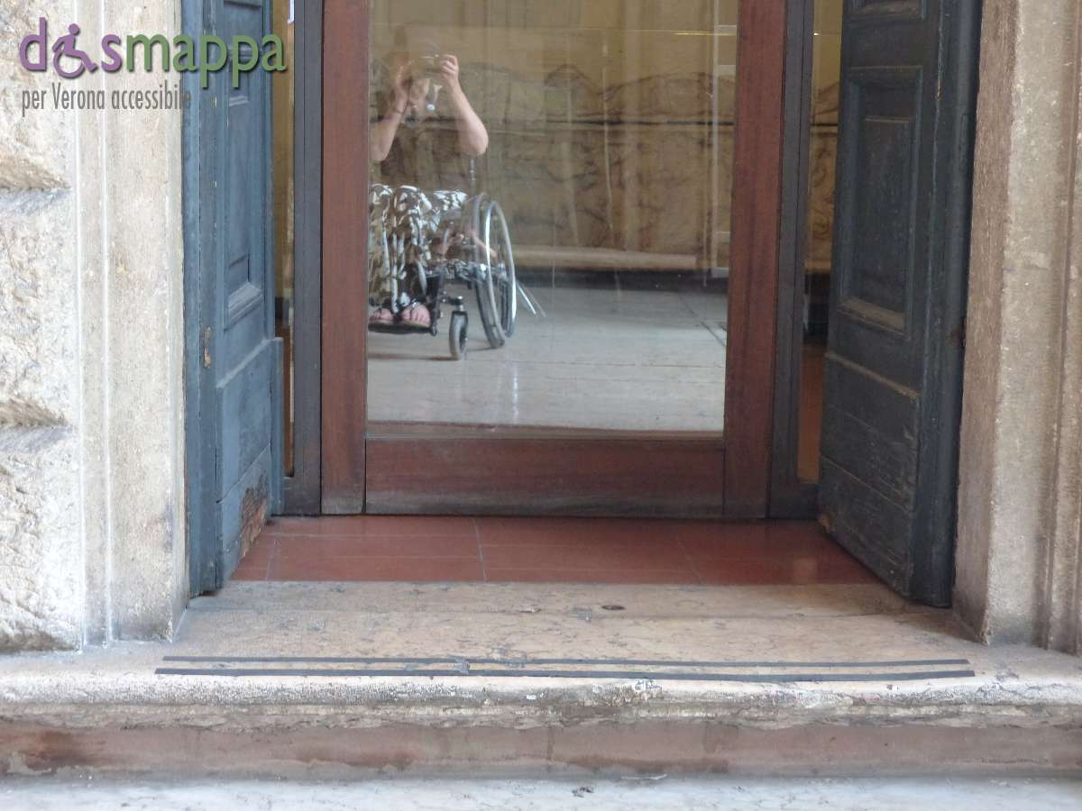 20150717 Museo Lapidario Maffeiano Verona accessibile dismappa 002