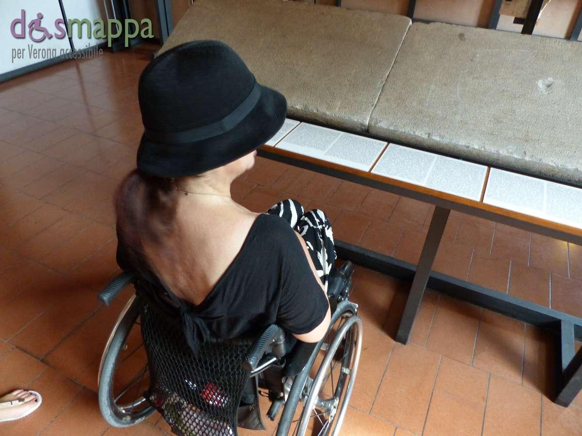 20150717 Museo Lapidario Maffeiano Verona accessibile dismappa 024