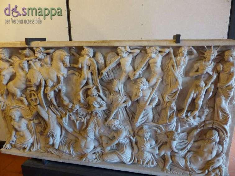 20150717 Museo Lapidario Maffeiano Verona accessibile dismappa 1001