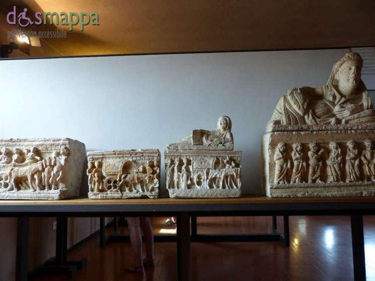 20150717 Museo Lapidario Maffeiano Verona accessibile dismappa 1030