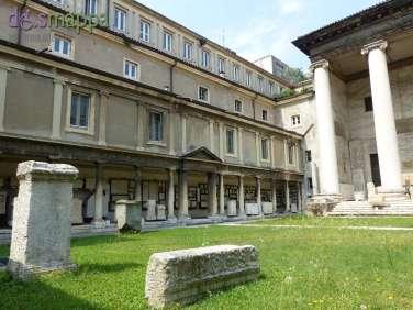 20150717 Museo Lapidario Maffeiano Verona accessibile dismappa 1046