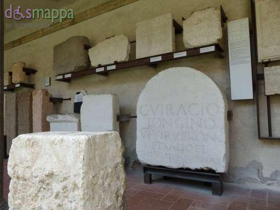 20150717 Museo Lapidario Maffeiano Verona accessibile dismappa 1063
