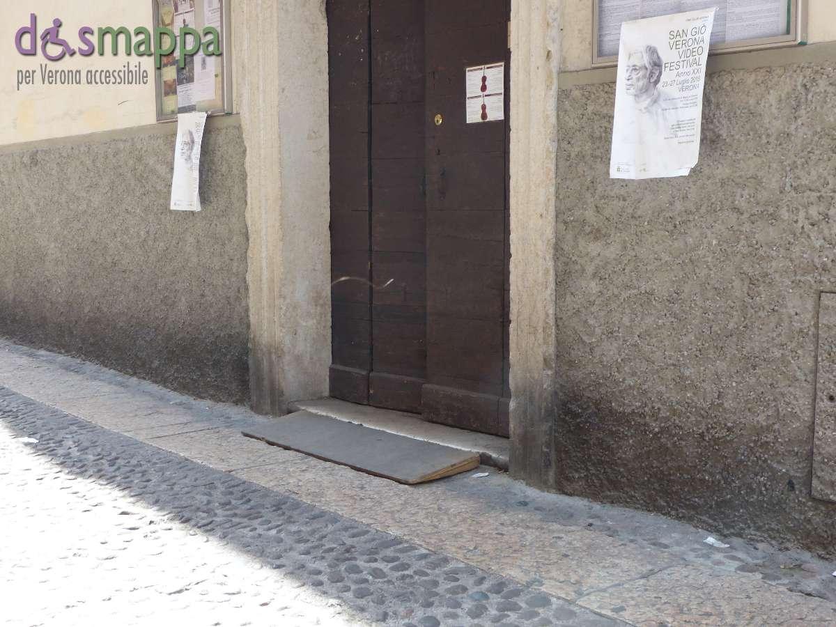 20150726 Rampa disabili Santa Maria Chiavica Verona dismappa 6
