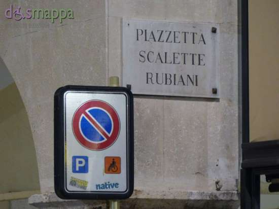 20150802 Parcheggio disabii Piazzetta Scalette Rubiani Arena di Verona dismappa 9
