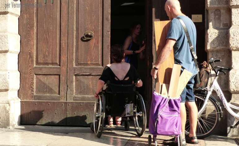 20150813 Casa Dismappa Verona accessibile