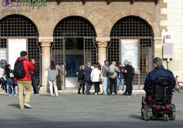 20150929 Barriere architettoniche Loggia Vecchia Verona disabile carrozzina dismappa