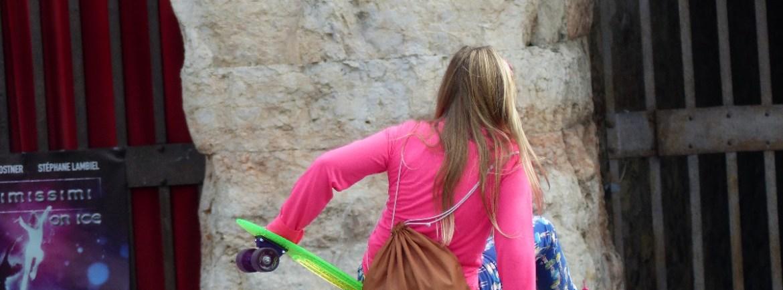 20151008 Ragazza skateboard Arena Verona dismappa 7