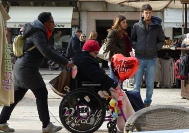 20160215 Verona in love disabile carrozzina dismappa