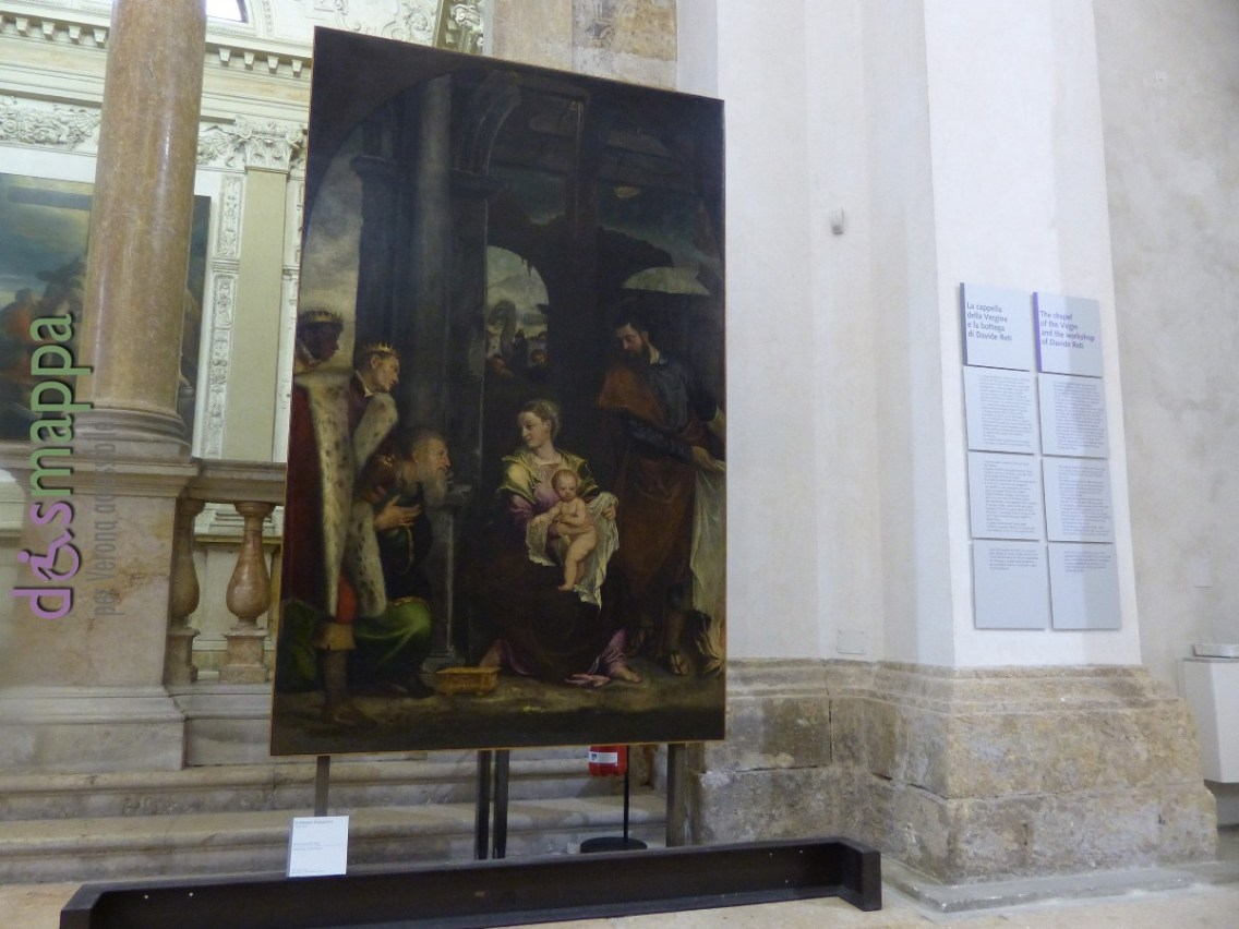 20160229 Accessibilità disabili Museo Affreschi Verona dismappa 673