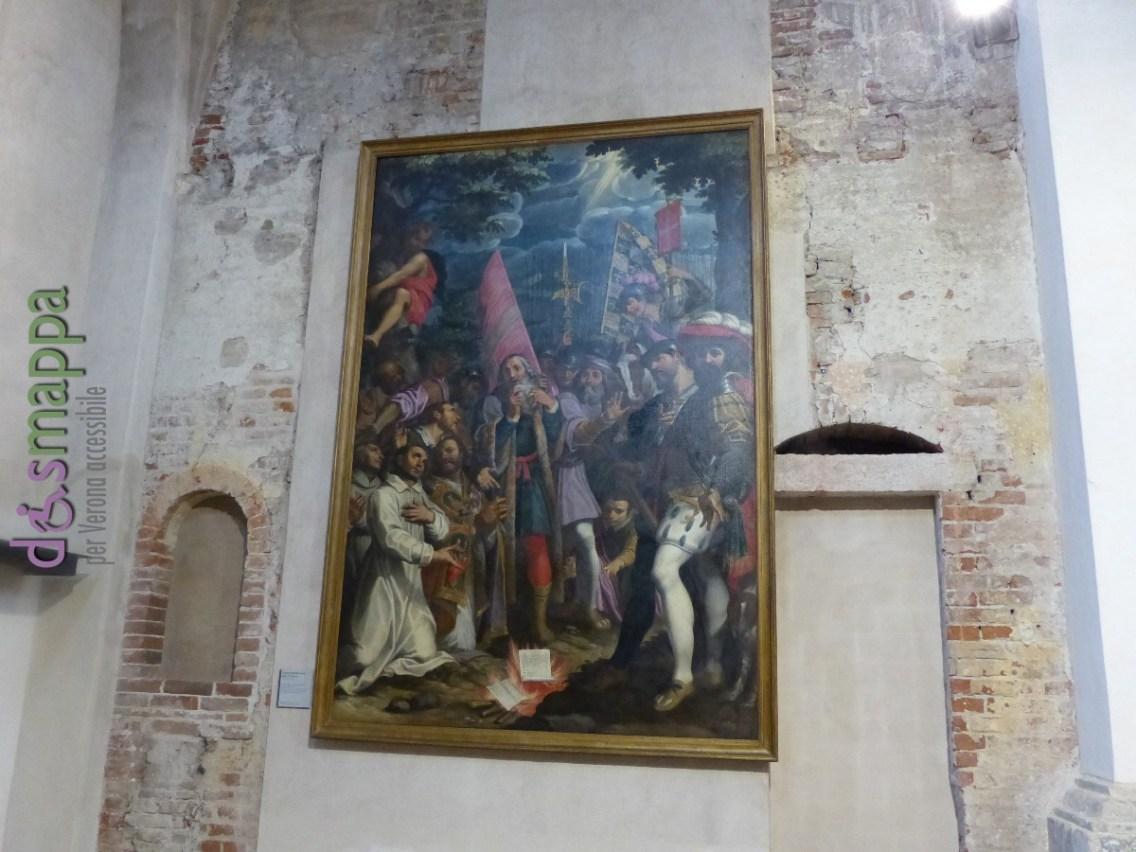 20160229 Accessibilità disabili Museo Affreschi Verona dismappa 680
