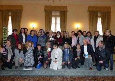 Le tante donne e gli uomini che hanno organizzato gli eventi per 8 marzo Femminile Plurale 2016, promossa dall'Assessorato Pari Opportunità del Comune di Verona, in una testimonianza di accessibilità corale