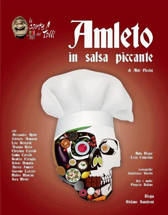 20160416 Amleto salsa picccante Verona
