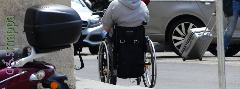 20160607 Donna disabile carrozzina Verona dismappa