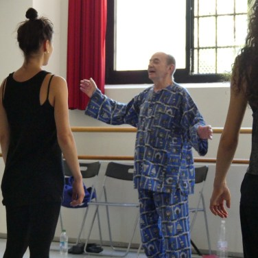 20160617 Lindsay Kemp Romeo Juliet rehearsal Verona dismappa 241