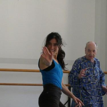 20160617 Lindsay Kemp Romeo Juliet rehearsal Verona dismappa 250