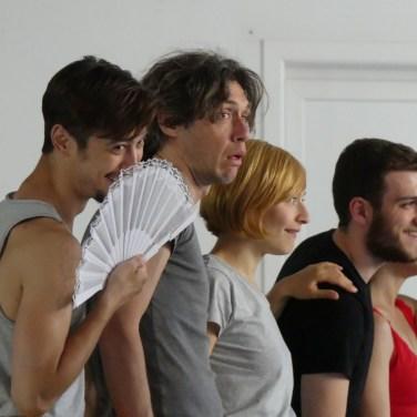 20160617 Lindsay Kemp Romeo Juliet rehearsal Verona dismappa 353