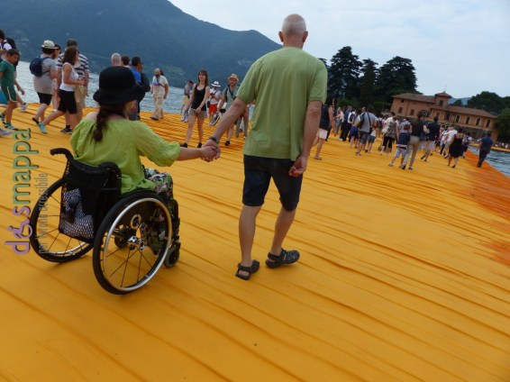 20160629 Christo Floating Piers Jeanne Claude Iseo disabili dismappa 1754