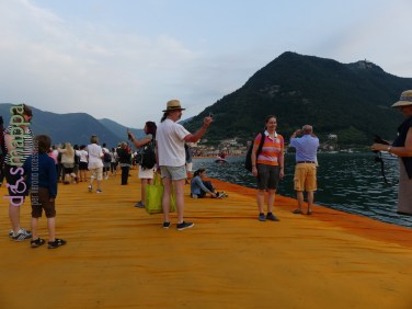 20160629 Christo Floating Piers Jeanne Claude Iseo dismappa 416