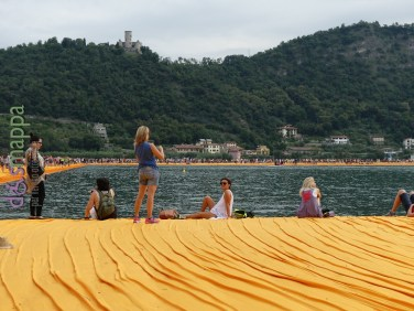 20160629 Christo Floating Piers Jeanne Claude Iseo dismappa 674