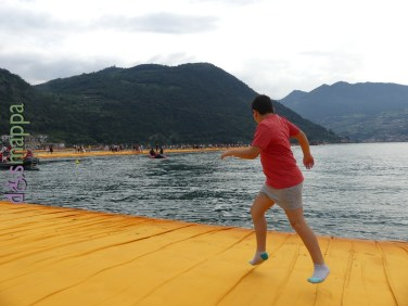 20160629 Christo Floating Piers Jeanne Claude Iseo dismappa 738