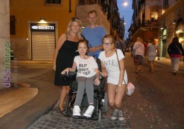 20160811 Famiglia turisti disabile Verona dismappa