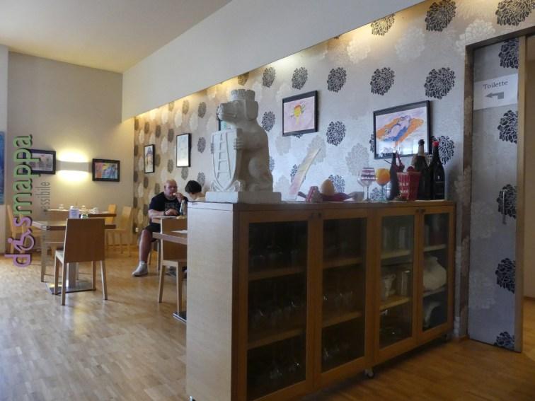 Sala pranzo ristorArte Gran Can Pedemonte Verona