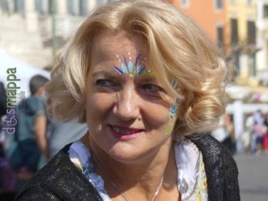 Gabriella Fermanti Festa del volontariato Verona