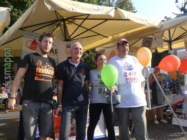 Deputato Alessia Rotta Festa del volontariato Verona