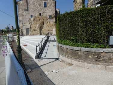 20170409 Rampe disabili Teatro Romano Verona dismappa 005