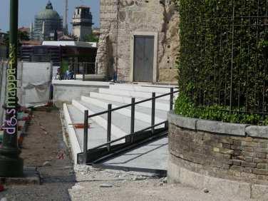 20170409 Rampe disabili Teatro Romano Verona dismappa 009