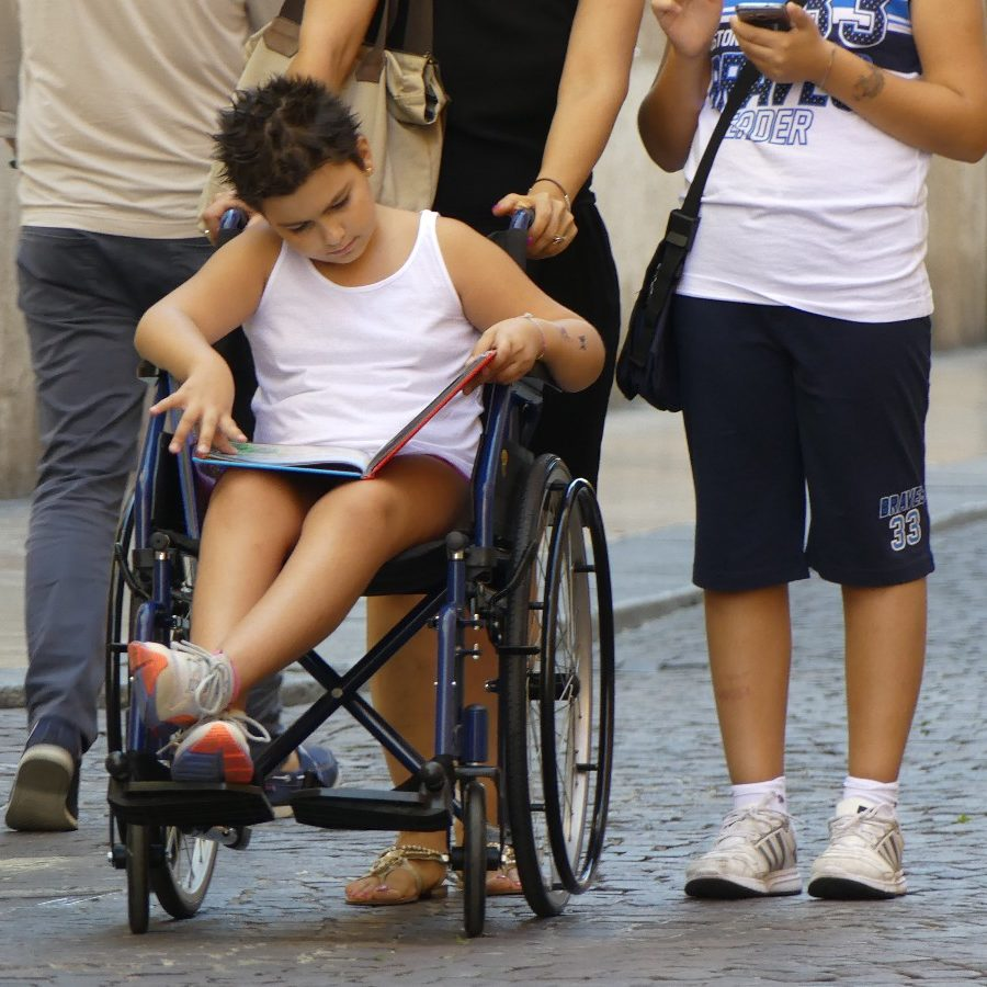 20160823 Disabile carrozzina libro Verona dismappa 041