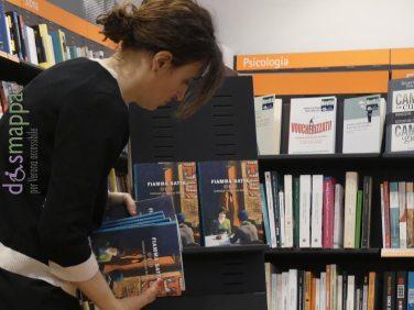 Fiamma Satta Io e lei presentazione libreria Feltrinelli Verona