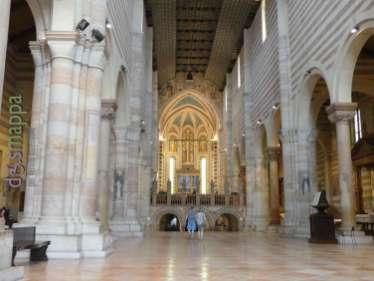 20170630 Basilica San Zeno disabili Verona dismappa 1084