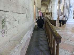 20170630 Basilica San Zeno disabili Verona dismappa 1088