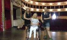 Alessia, Valentina ed Elettra per Accessibile è meglio