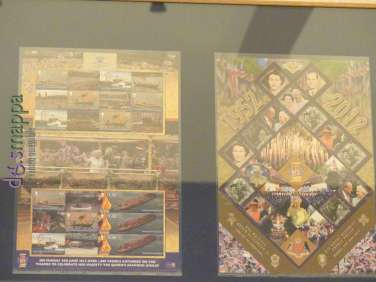 20170804 Stamps Queen Elisabeth II Verona dismappa 131