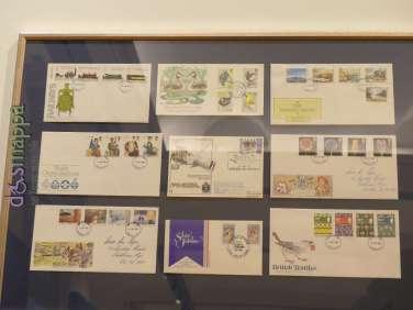 20170804 Stamps Queen Elisabeth II Verona dismappa 158