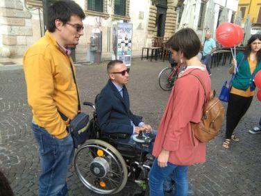 20170930 Flash Mob Biblioteca Capitolare Verona Davide Tamellini UILDM